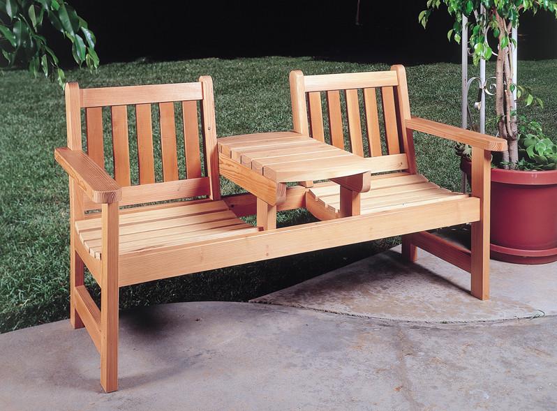 wooden patio furniture ideas