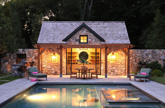 Ideas for Pool Houses