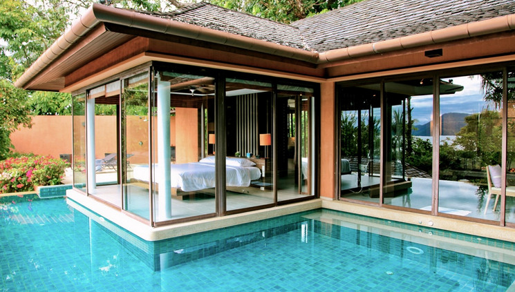 Photos of Pool Houses
