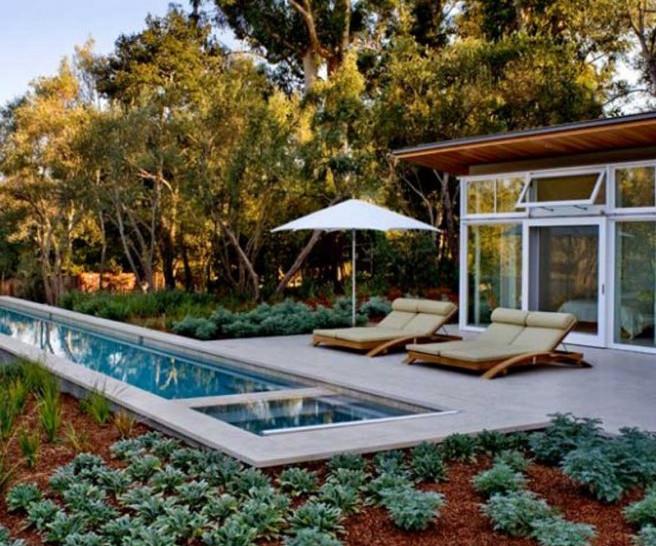 Pool Guest House Designs Design