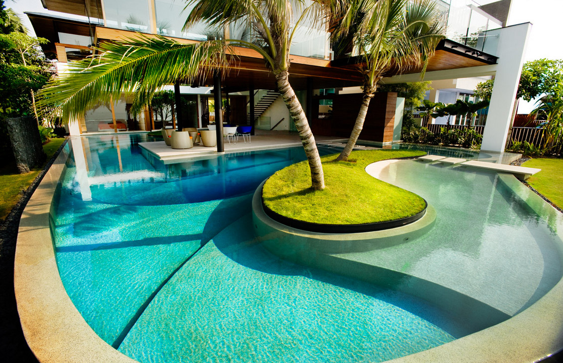 Pool House Plans Ideas