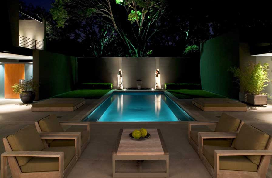 Merveilleux Simple Pool House Ideas