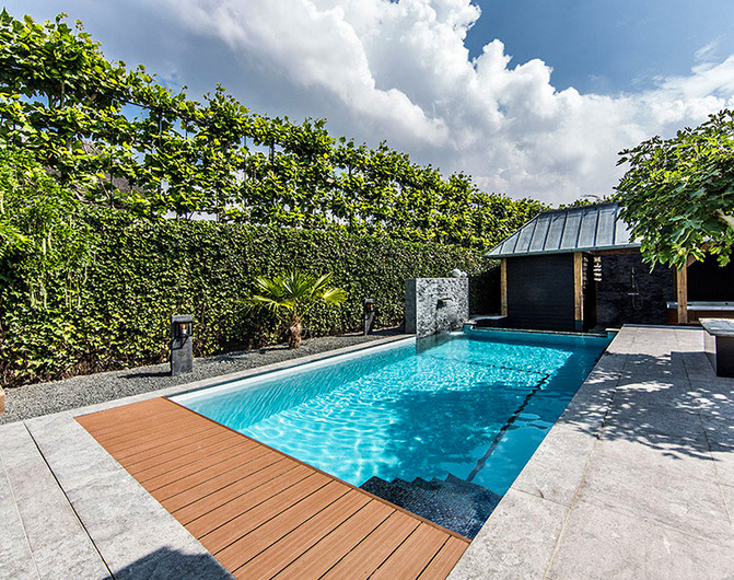 Small Pool House Pictures