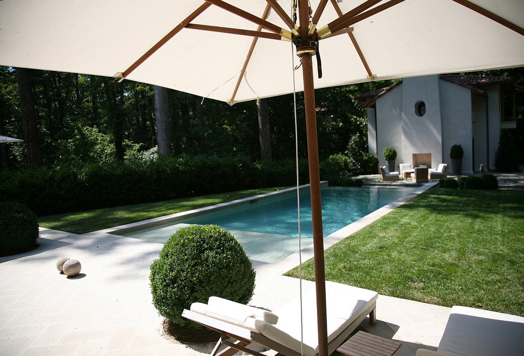Swimming Pool House Designs