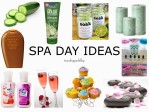 At Home Spa Day Ideas