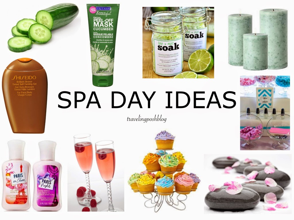 At Home Spa Day Ideas | Pool Design Ideas