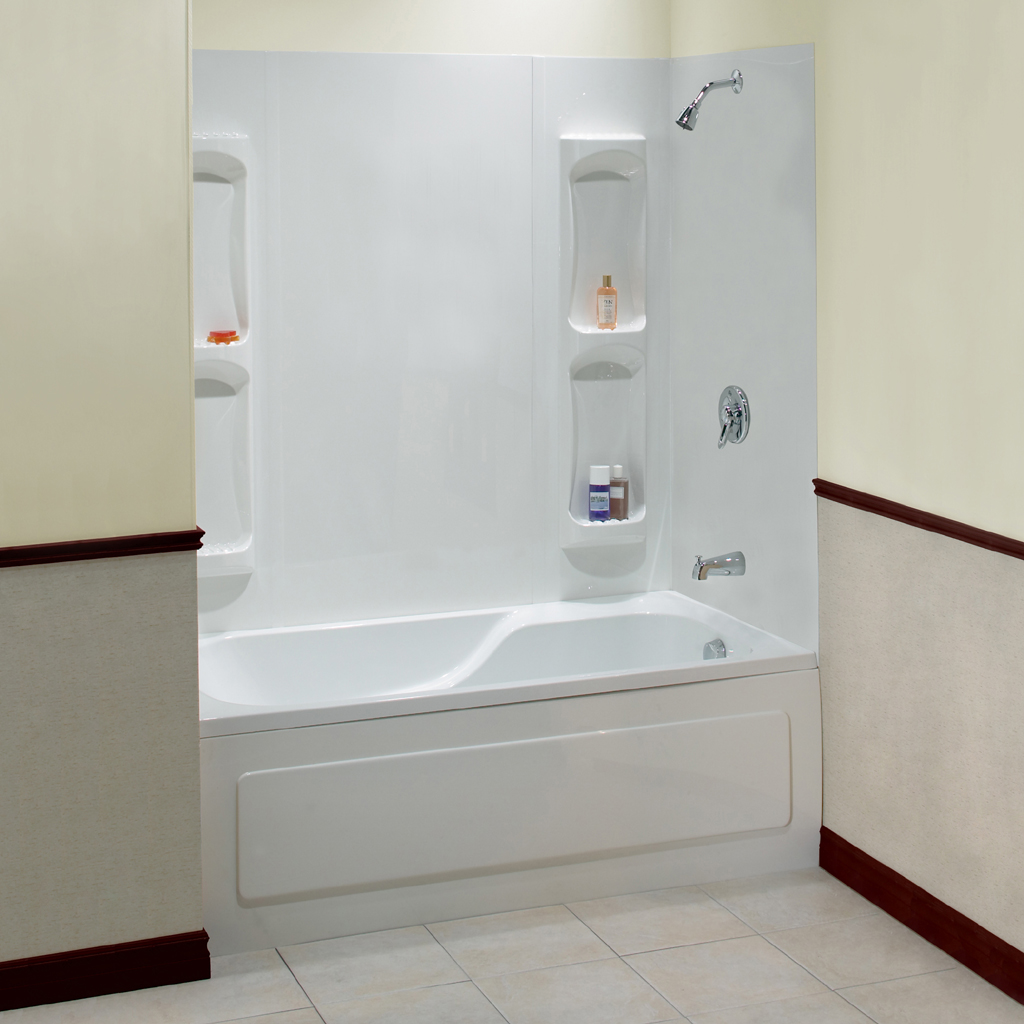 bathtub shower combo deep bathtub shower combo