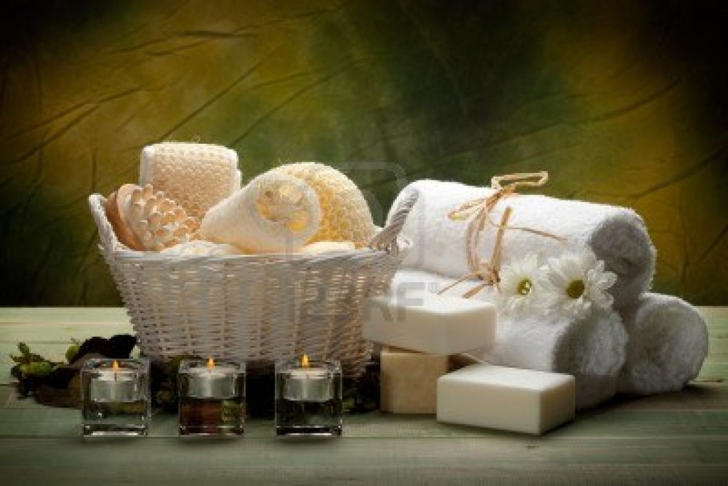 Easy at Home Spa Treatments