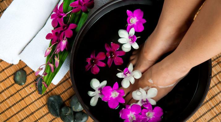 Foot Spa Treatments at Home