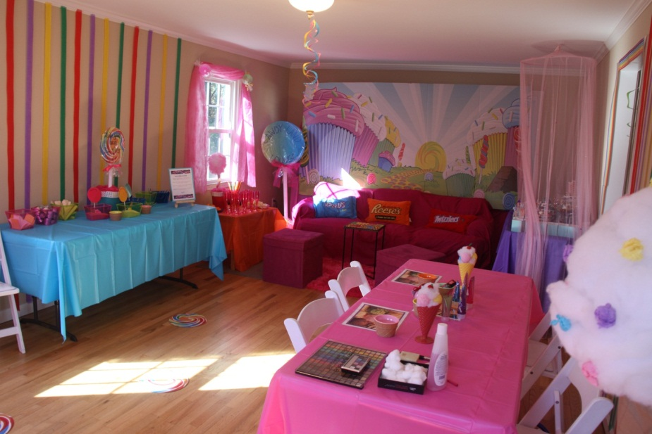 Girls Spa Party Supplies