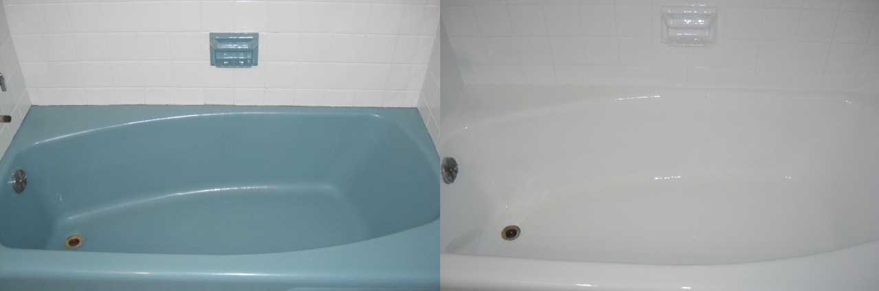 How to Refinish a Plastic Bathtub