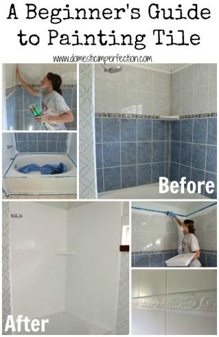 How to Refinish Bathtub Yourself