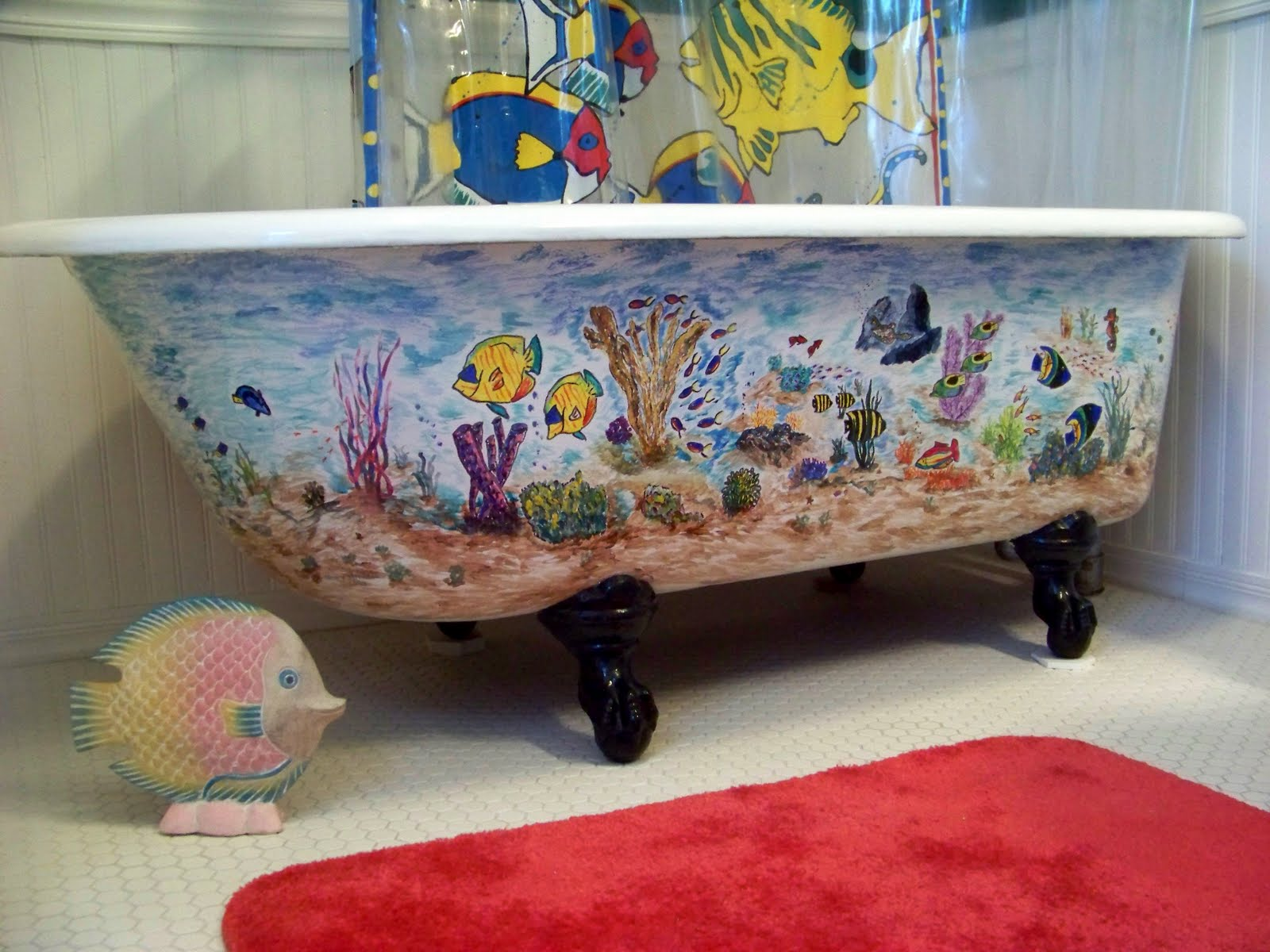 How to Refinish your Bathtub Yourself