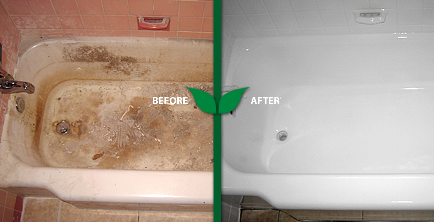 How to refinish your bathtub pool design ideas for Redo bathtub