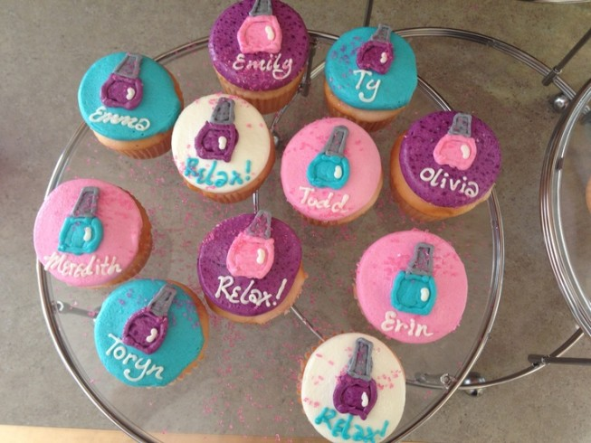 Little Girls Spa Party Favors