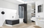 Modern Bathtub Shower Combo