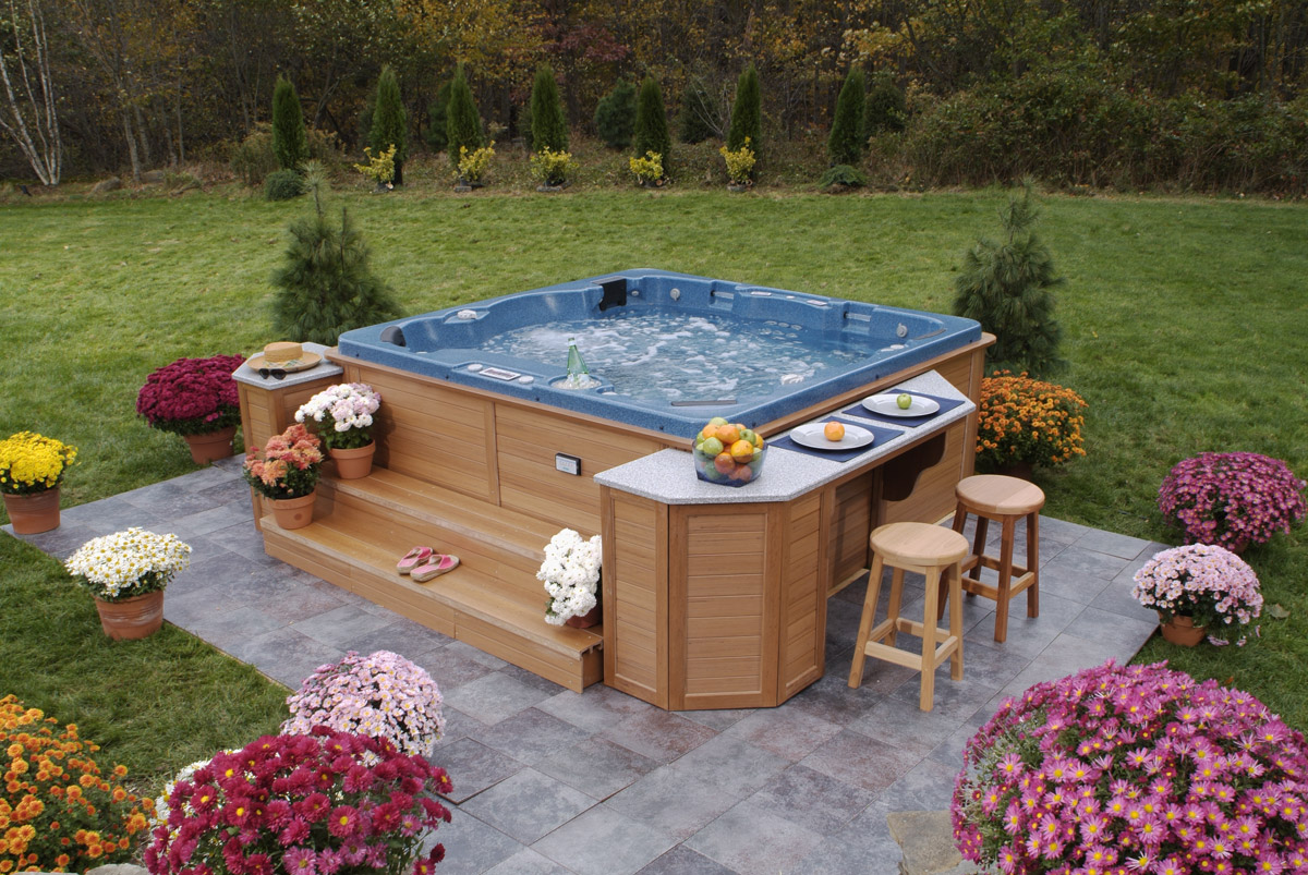 Outdoor Jacuzzi Hot Tubs