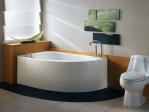Small Corner Bathtub