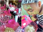 Spa Birthday Party for Girls