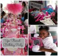 Spa Birthday Party Ideas 8 Year Old