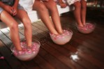 Spa Birthday Party Ideas for 10 Year Olds