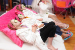 Spa Day at Home for Kids