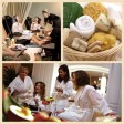 Spa Day at Home With Friends