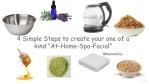 Spa Facial Treatments at Home