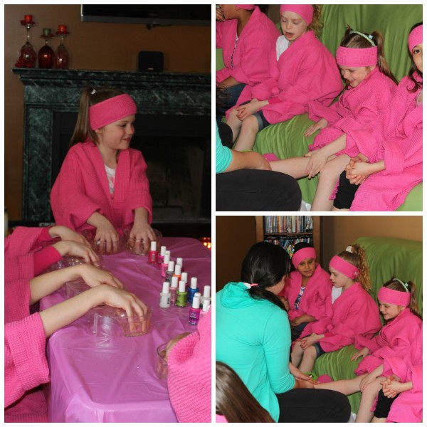 Spa Party for Girls Supplies