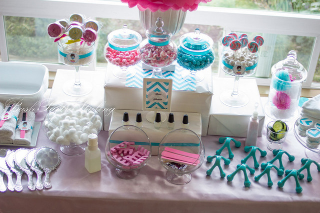 Spa Party For Girls Pool Design Ideas