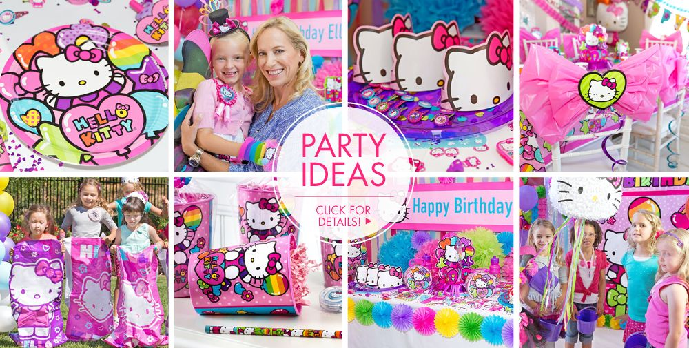 Spa Themed Birthday Party Supplies