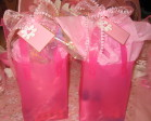 Spa Themed Party Favors