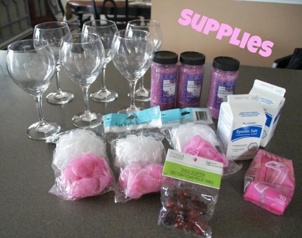 Tween Spa Party Supplies